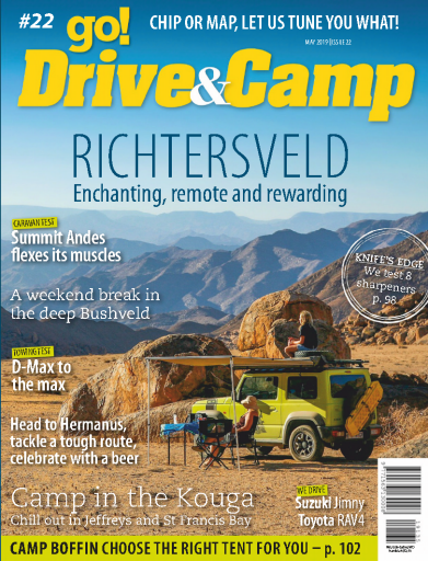 Go Drive & Camp May 2019