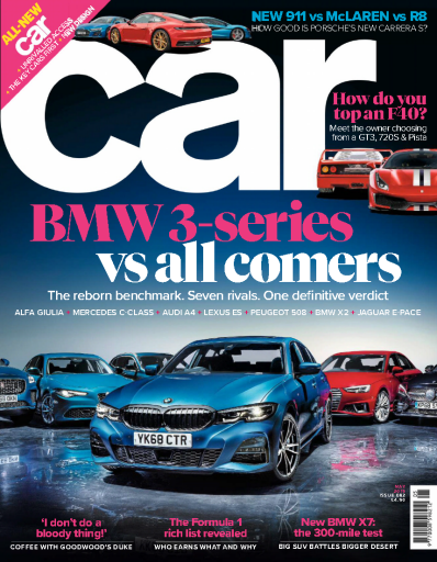 Car UK May 2019