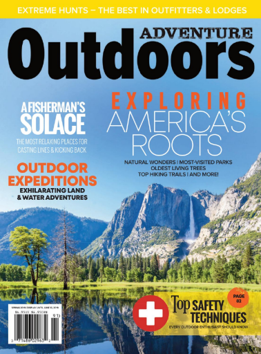 Adventure Outdoors Spring 2019