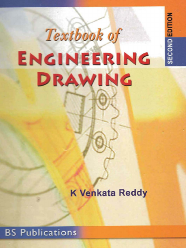 Textbook of Engineering Drawing, Second Edition