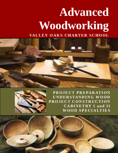 Microsoft Word - Text - Advanced Woodworking