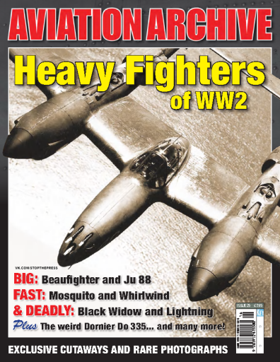 Aviation Archive Issue 25 - 2016  UK