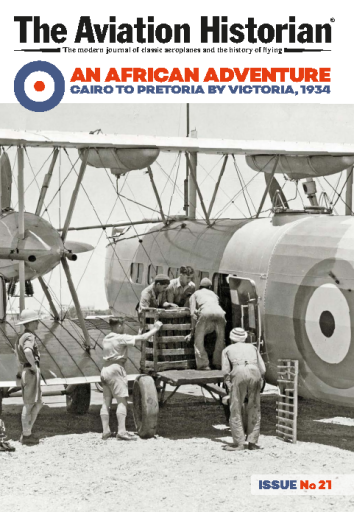 The Aviation Historian — Issue 21 (October 2017)