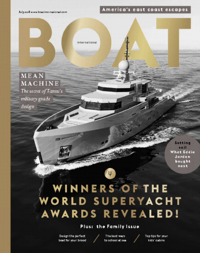 Boat International - July 2018