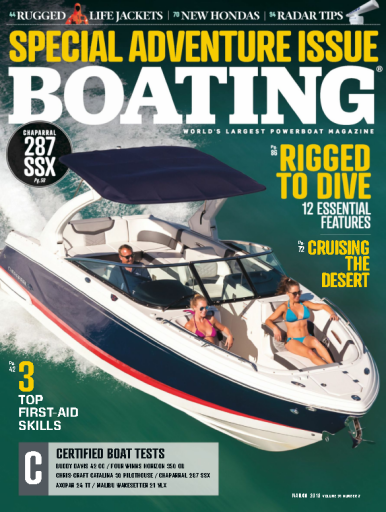 Boating USA — March 2018