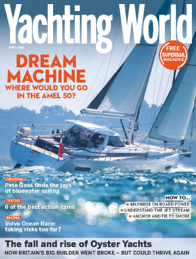 Yachting World – 01.04.2018