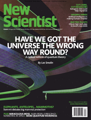 New Scientist Australian Edition - 24.08.2019