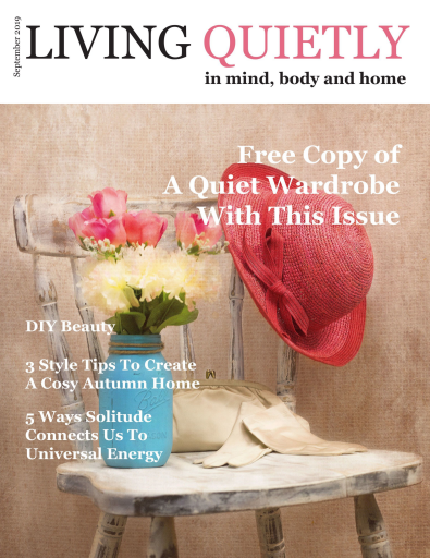Living Quietly Magazine – August 2019