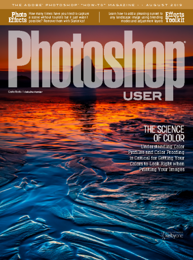 Photoshop User – August 2019