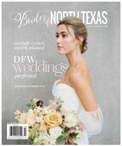 Brides of North Texas – Fall-Winter 2019
