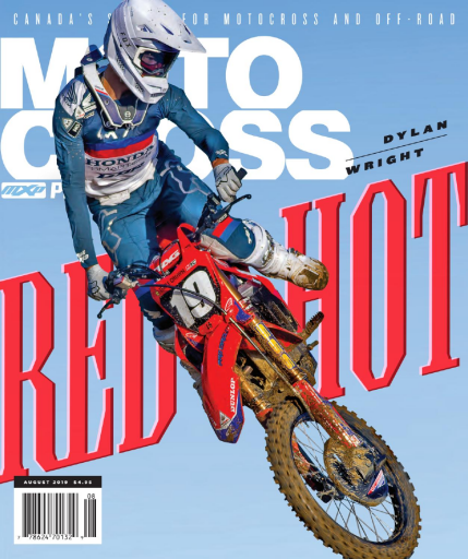 Motocross Performance – August 2019