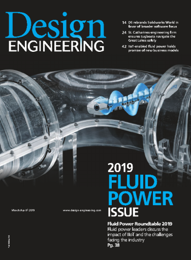 Design Engineering – March-April 2019