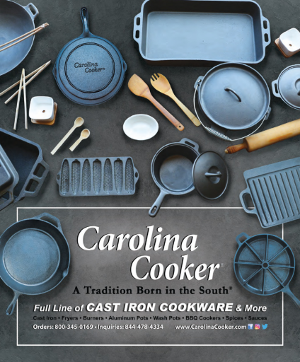 Southern Cast Iron – September 2019