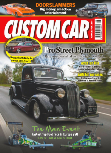 Custom Car – September 2019
