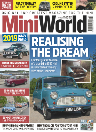 Mini World – July 2019