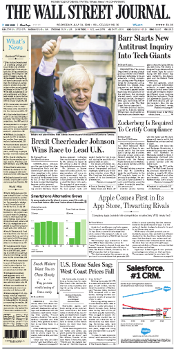 The Wall Street Journal - 24.07.2019