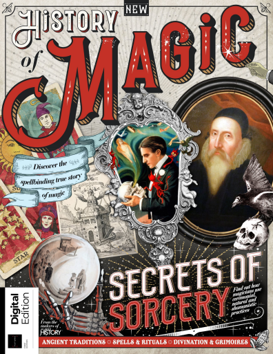All About History - History of Magic - 2019