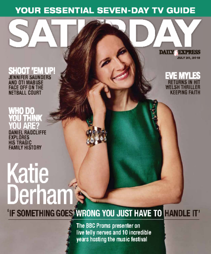 Saturday Magazine – July 20, 2019