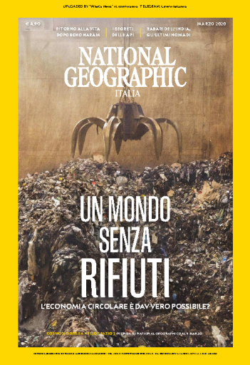 National Geographic Italy - 03.2020
