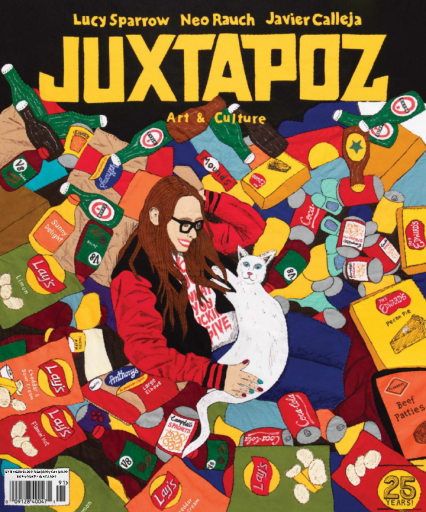 Juxtapoz Art and Culture-Spring_2019