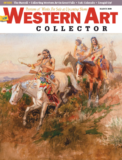2019-03-01 Western Art Collector