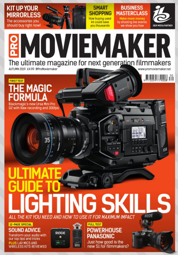 Pro Moviemaker – Autumn 2019