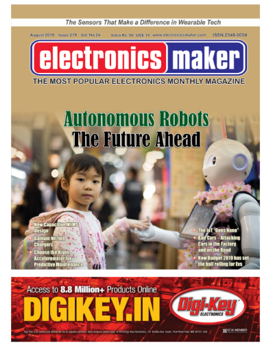 Electronics Maker Magazine – August 2019