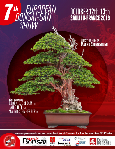 Esprit Bonsai International – August 2019