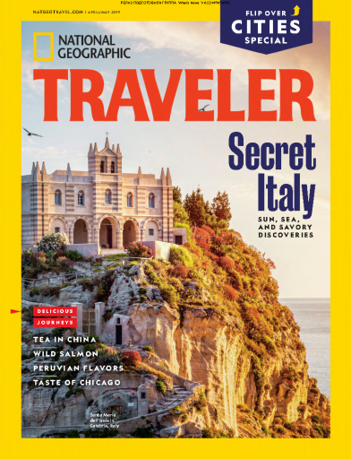 National Geographic Traveler USA - 04.2019 - 05.2019