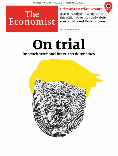 The Economist 14Dec2019