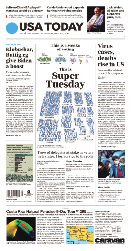 USA Today - 03.03.2020