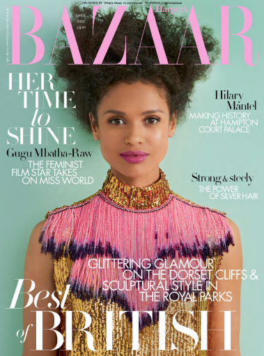 Harper\'s Bazaar UK - 04.2020