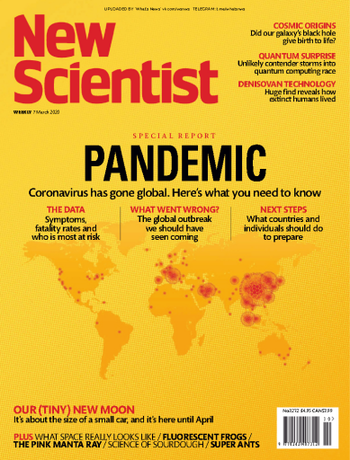 New Scientist - 07.03.2020