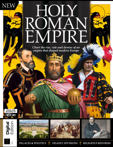 All About History - Holy Roman Empire