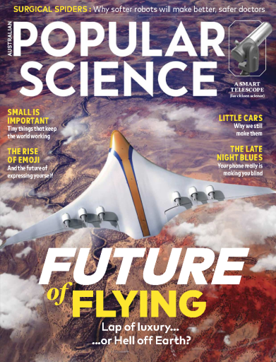 Popular Science 2018 sep