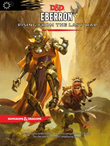 Eberron - Rising from the Last War