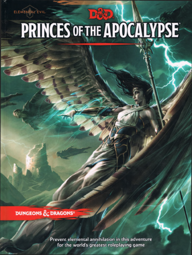 Princes of the Apocalypse PDF