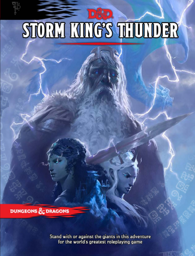 D&D 5e Storm King's Thunder