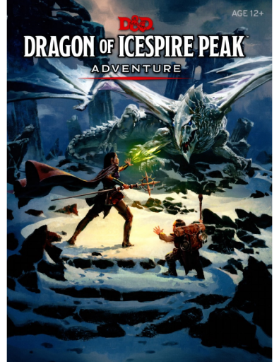 Dragon of Icespire Peak