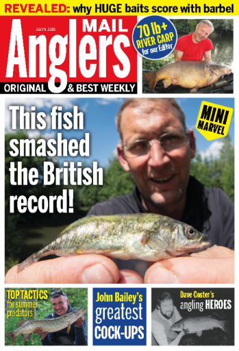 Angler's Mail – July 09, 2019