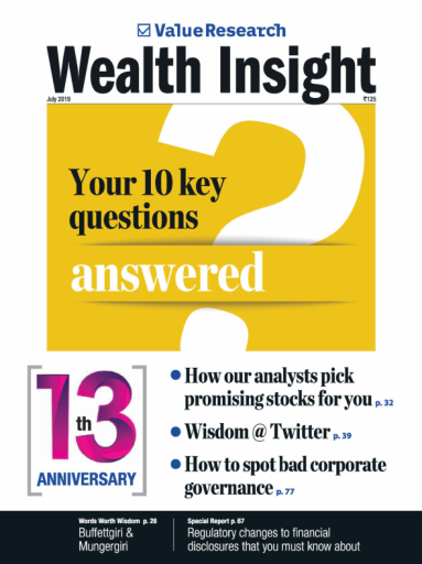 Wealth Insight – July 2019