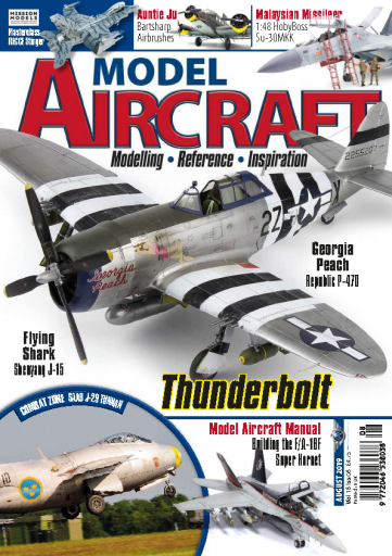 Model Aircraft – August 2019