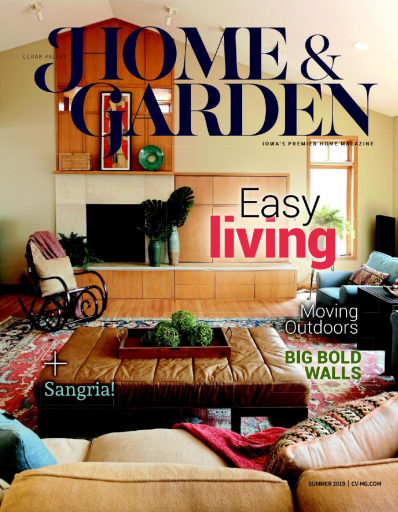 Cedar Valley Home & Garden Summer 2019