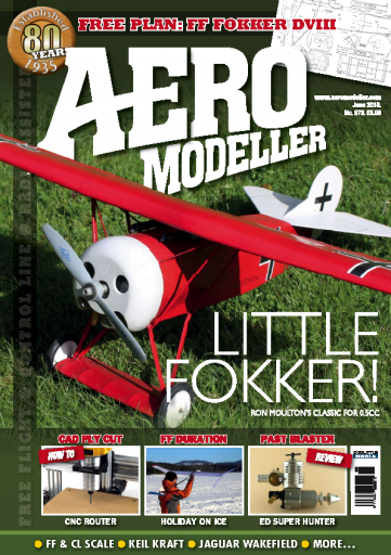 AeroModeller – June 2018
