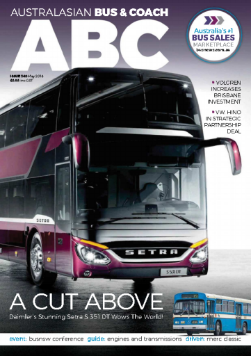 Australasian Bus & Coach - May 2018