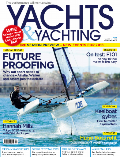 Yachts & Yachting – April 2018