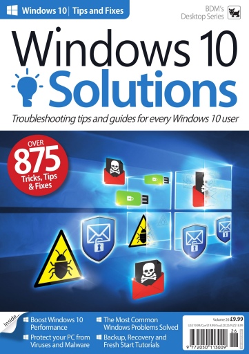 Windows 10 Solutions – August 2019