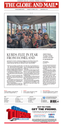 The Globe and Mail - 24.10.2019