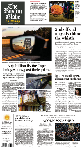 The Boston Globe - 05.19.2019