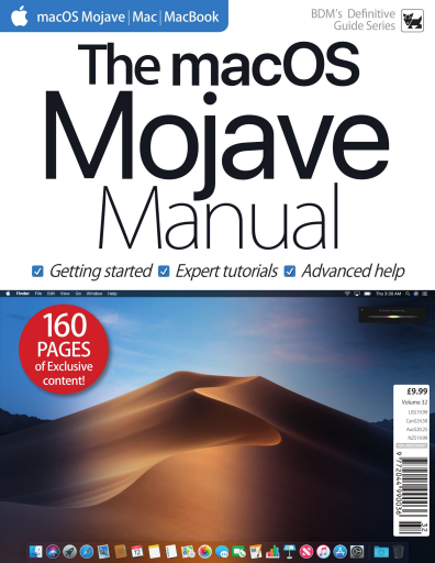 The macOS Mojave Manual – August 2019
